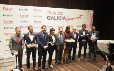 Galchimia e AllGenetics, gañadoras dos II Premios Galicia Spin-off
