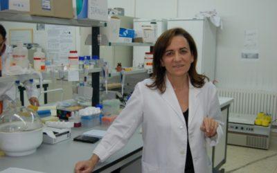 María José Alonso, da USC, na Academia de Medicina dos Estados Unidos