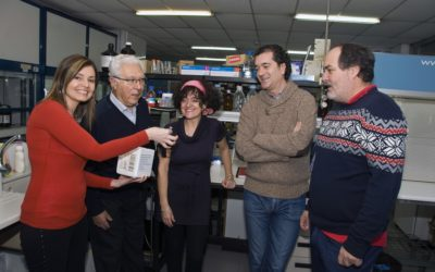 A Academia de Ciencias premia investigacións sobre anisakis e obesidade