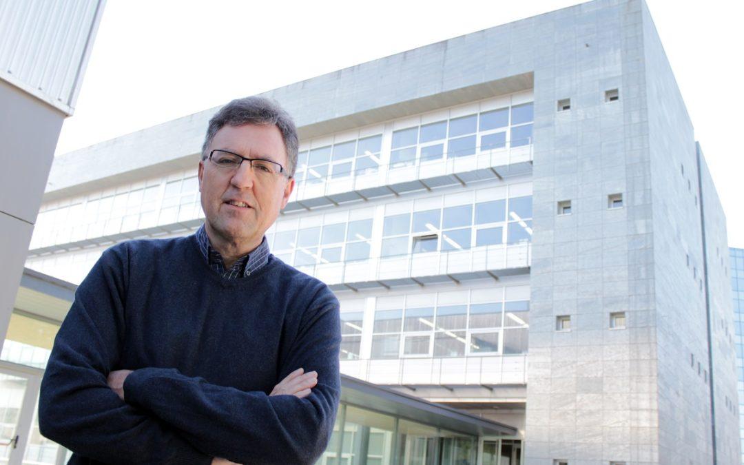 José Luis Mascareñas ingresa na Academia Europea de Ciencias