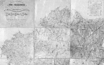 Os mapas históricos de Galicia xa se poden descargar na web da USC
