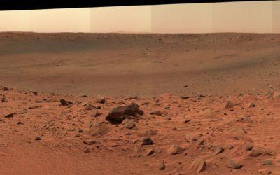 A teoría (galega) sobre a cor vermella de Marte