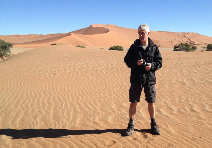 O neurocientífico Xurxo Mariño fai a crónica da súa volta ao mundo