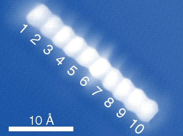 Químicos do CiQUS crean a maior molécula de aceno da historia