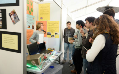 Galiciencia, a maior feira científica de Galicia, bateu récords