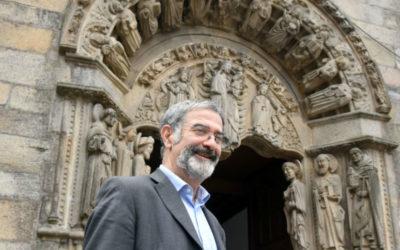O Nobel de Física Serge Haroche visitou Galicia